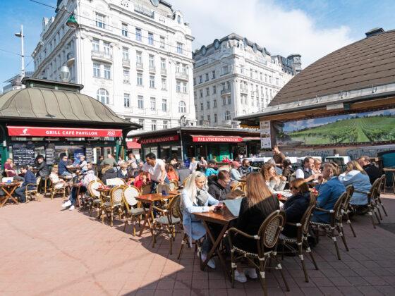 Naschmarkt Wien 1040 Wieden